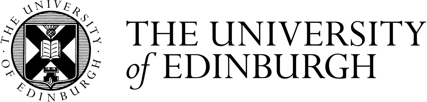 UoE_Stacked Logo_Black
