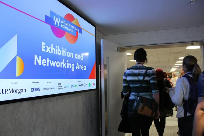 Women in Tech Scotland Exhibition and Networking