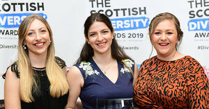 Women in Tech Scotland wins Diversity Event of the Year at the Scottish Diversity Awards