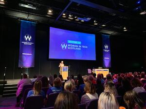 Women in Tech Scotland is back!